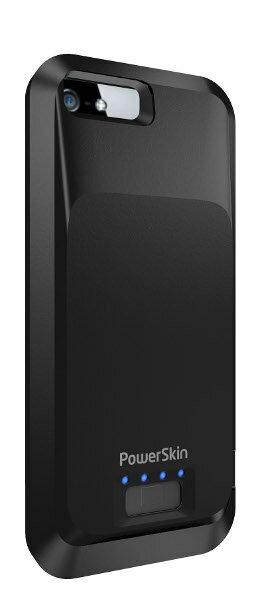 iPhone5-保護背蓋式充電行動電源-商務款-Snapper系列