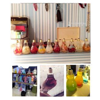 燈泡飲料瓶 奶茶瓶 燈泡玻璃瓶 創意酸奶杯果汁奶茶店飲料瓶 空瓶