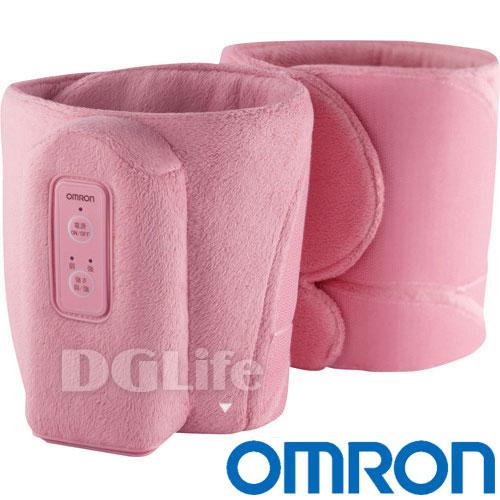 OMRON 歐姆龍 小腿按摩器氣動式  (粉紅)HM-253 HM253