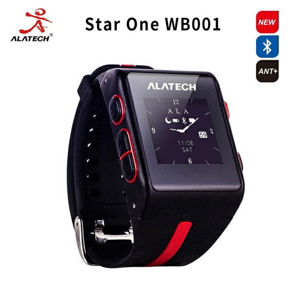 ALATECHStarOneGPS腕式心率智慧運動錶(WB001)5217SHOPPING