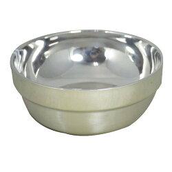 楓葉屋家用品 不鏽鋼ST韓鉑隔熱碗 14cm