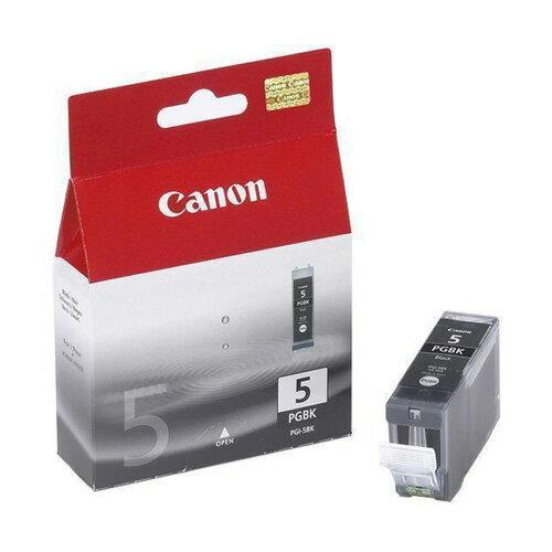 CANON PGI-5BK 原廠黑色墨水匣 適用 IP3300/IP4200/IX4000