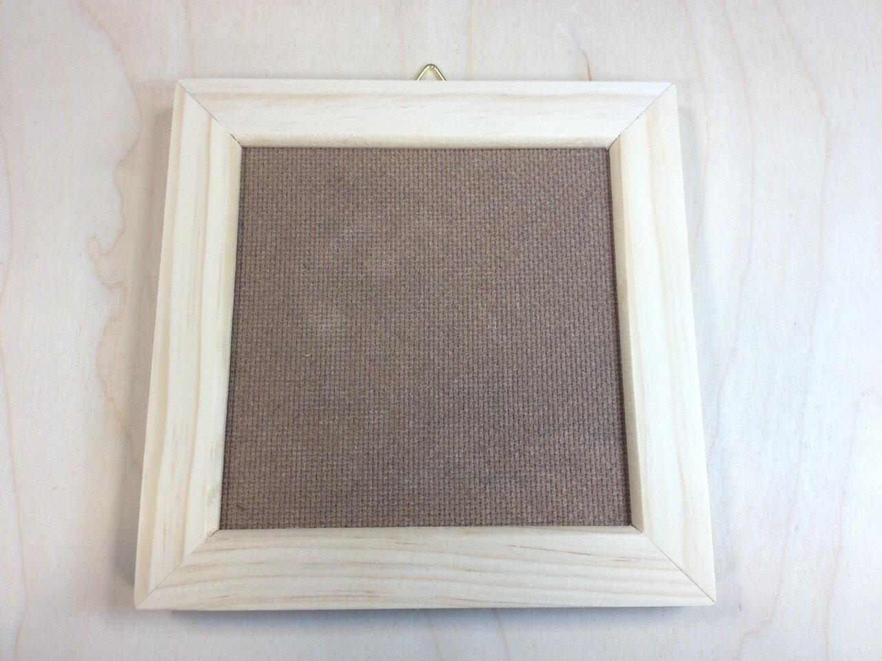 DIY手作材料-15*15cm 原木相框 - 限時優惠好康折扣
