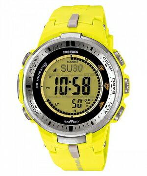 CASIO PRO TREK 登山錶 PRW-3000-9BDR專業登山電波腕錶/47mm