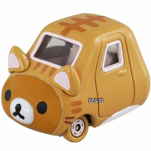 【 TOMICA 小汽車】夢幻小汽車  拉拉熊變裝版