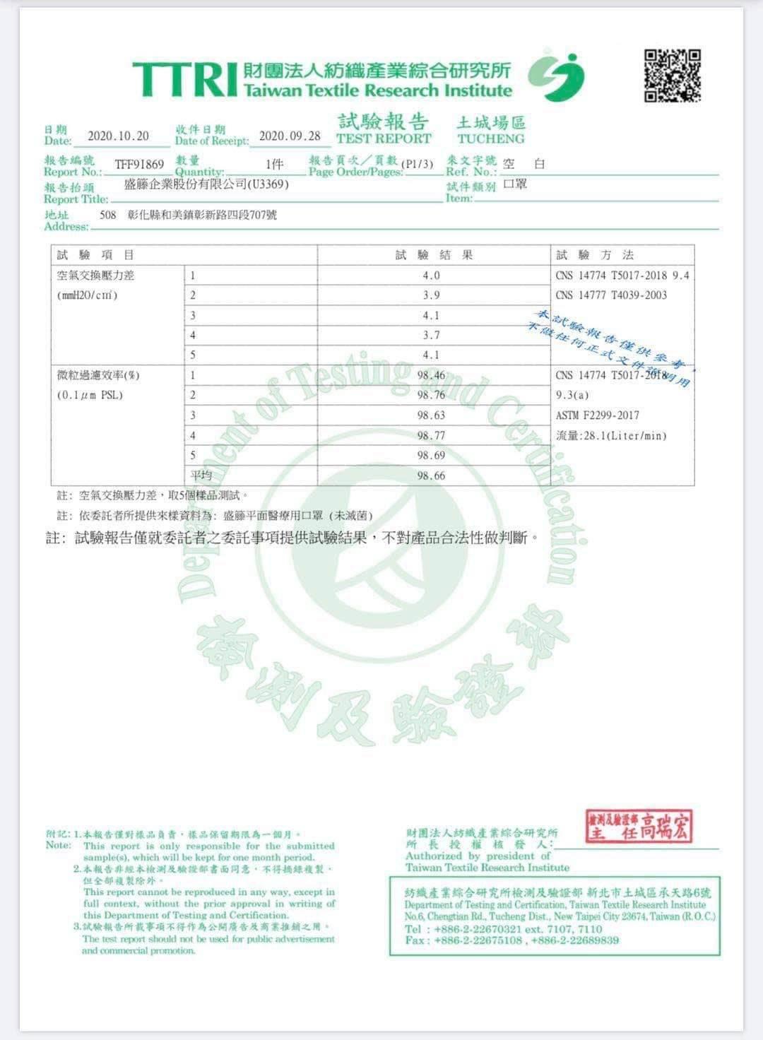台灣天心 閃耀 2021 新年系列 金牛送財 口罩 親子款