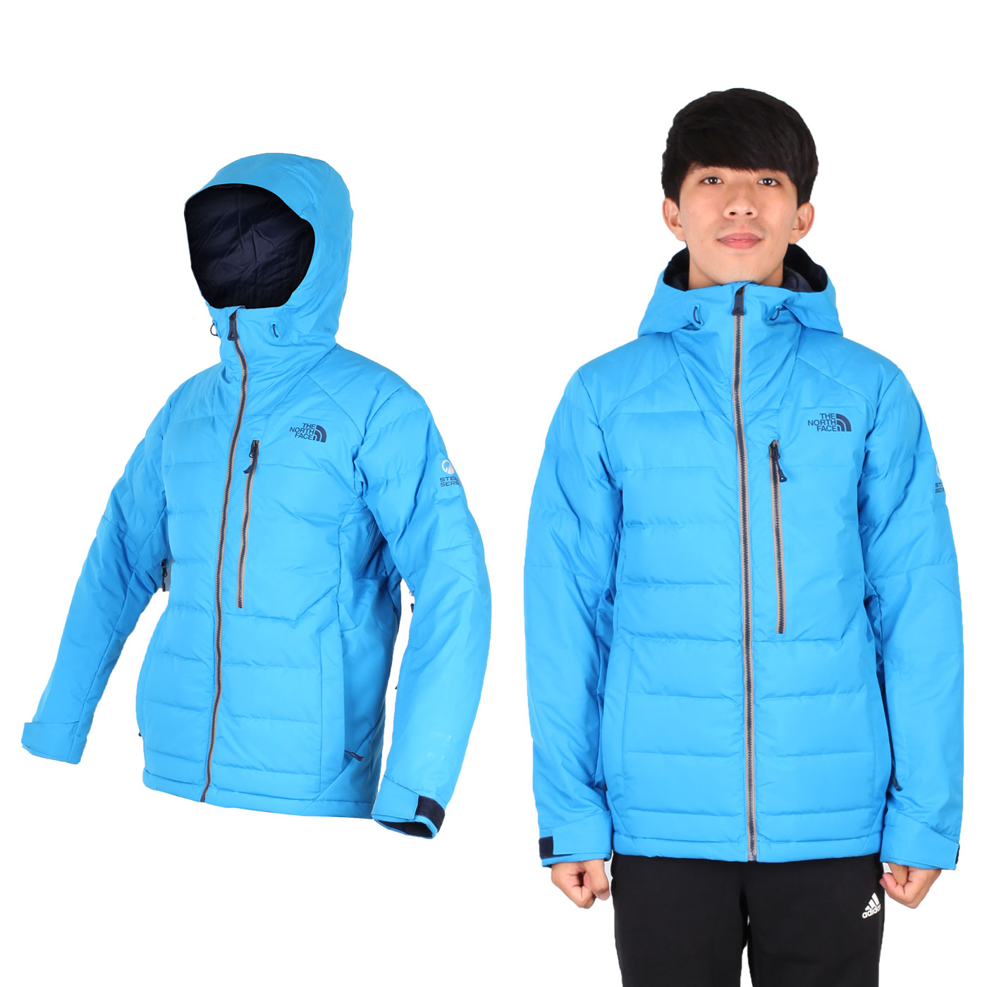 THE NORTH FACE 男WS 700 FILL羽絨外套-防風