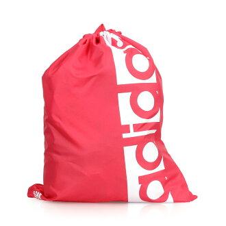 ADIDAS 運動束口袋 (後背包 雙肩包 鞋袋 收納袋 愛迪達【05481245】≡排汗專家≡