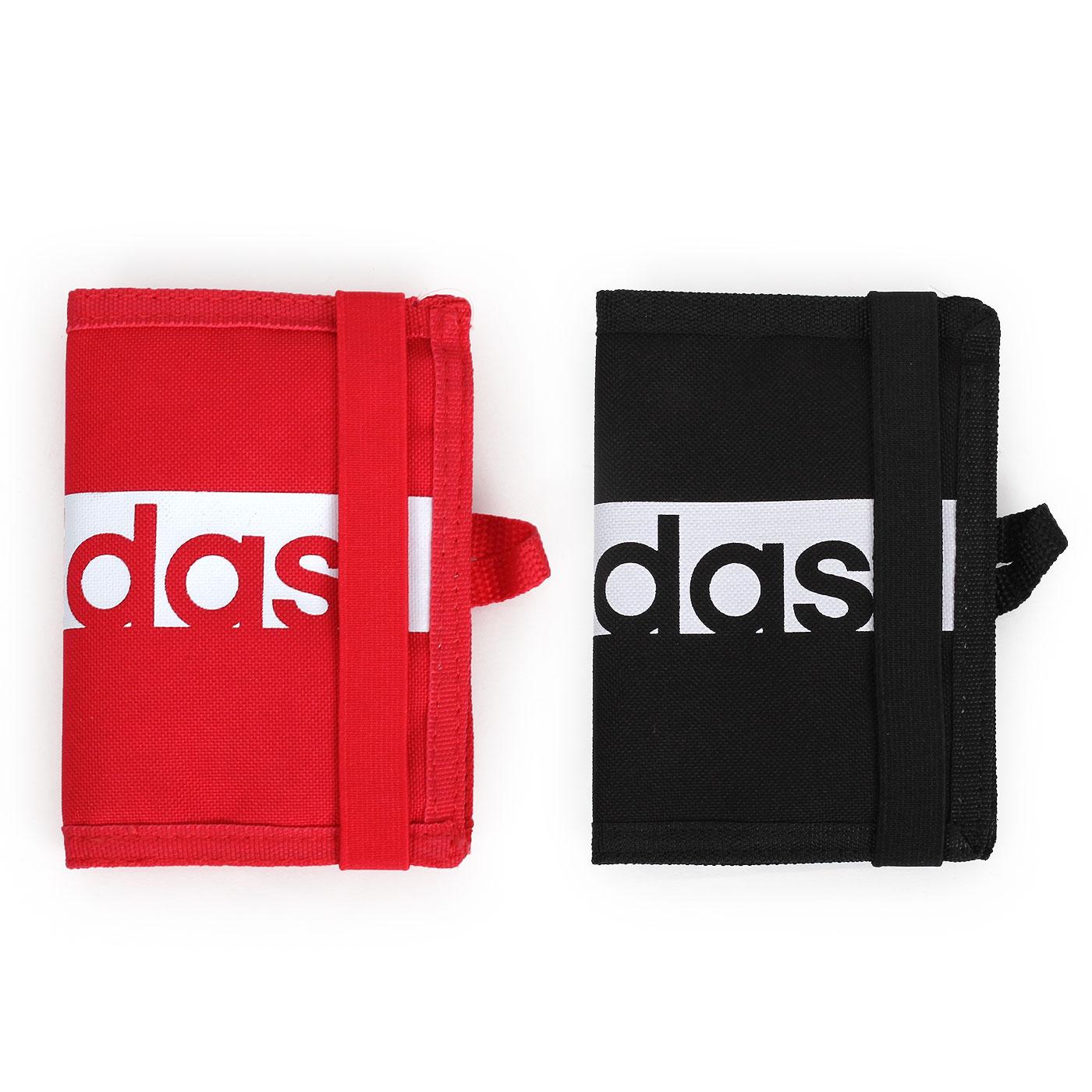 ADIDAS 皮夾 (短夾 零錢包 手拿包 收納包【05481246】≡排汗專家≡