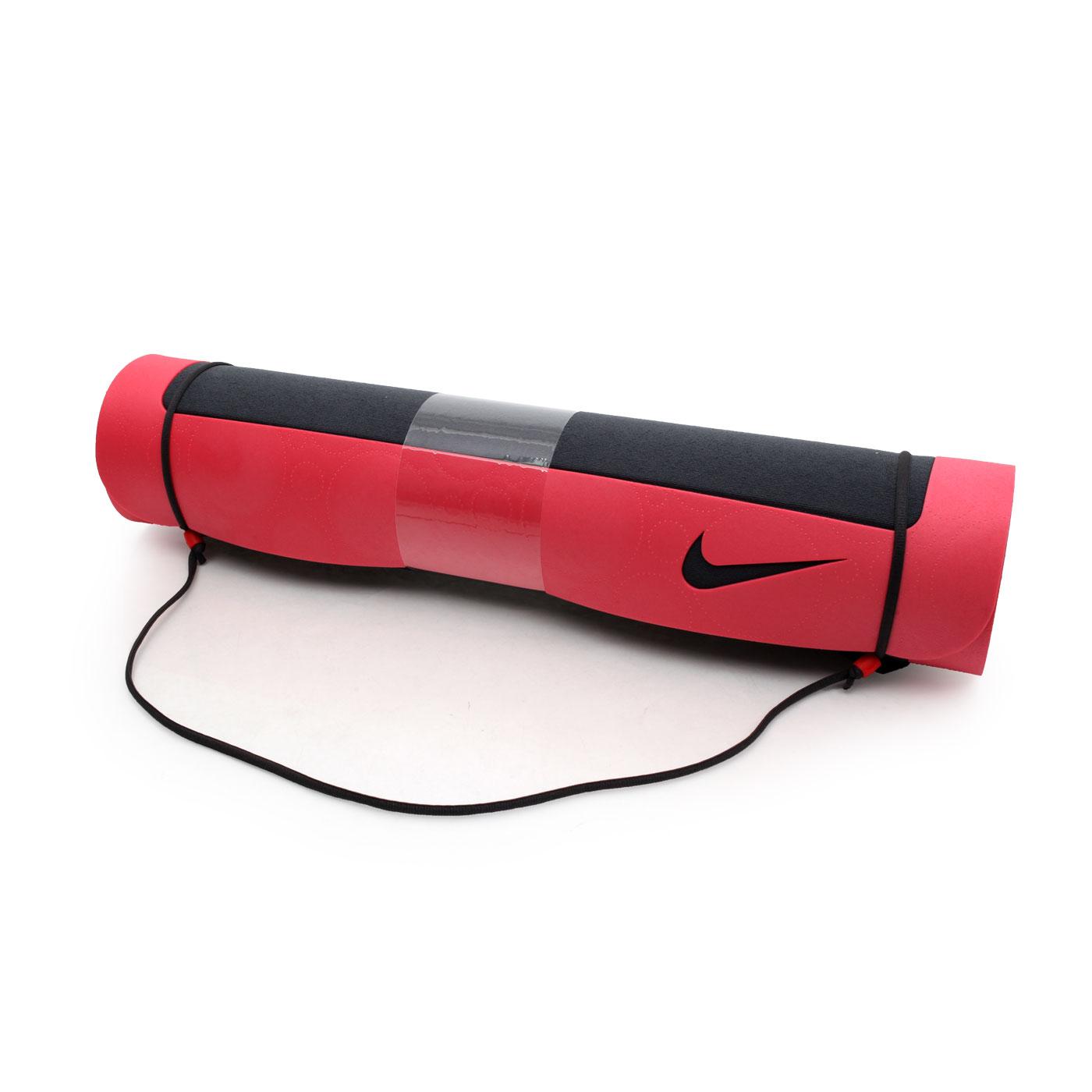 NIKE 瑜珈墊(5MM)(有氧 塑身 地墊 止滑墊 免運【99301400】≡排汗專家≡