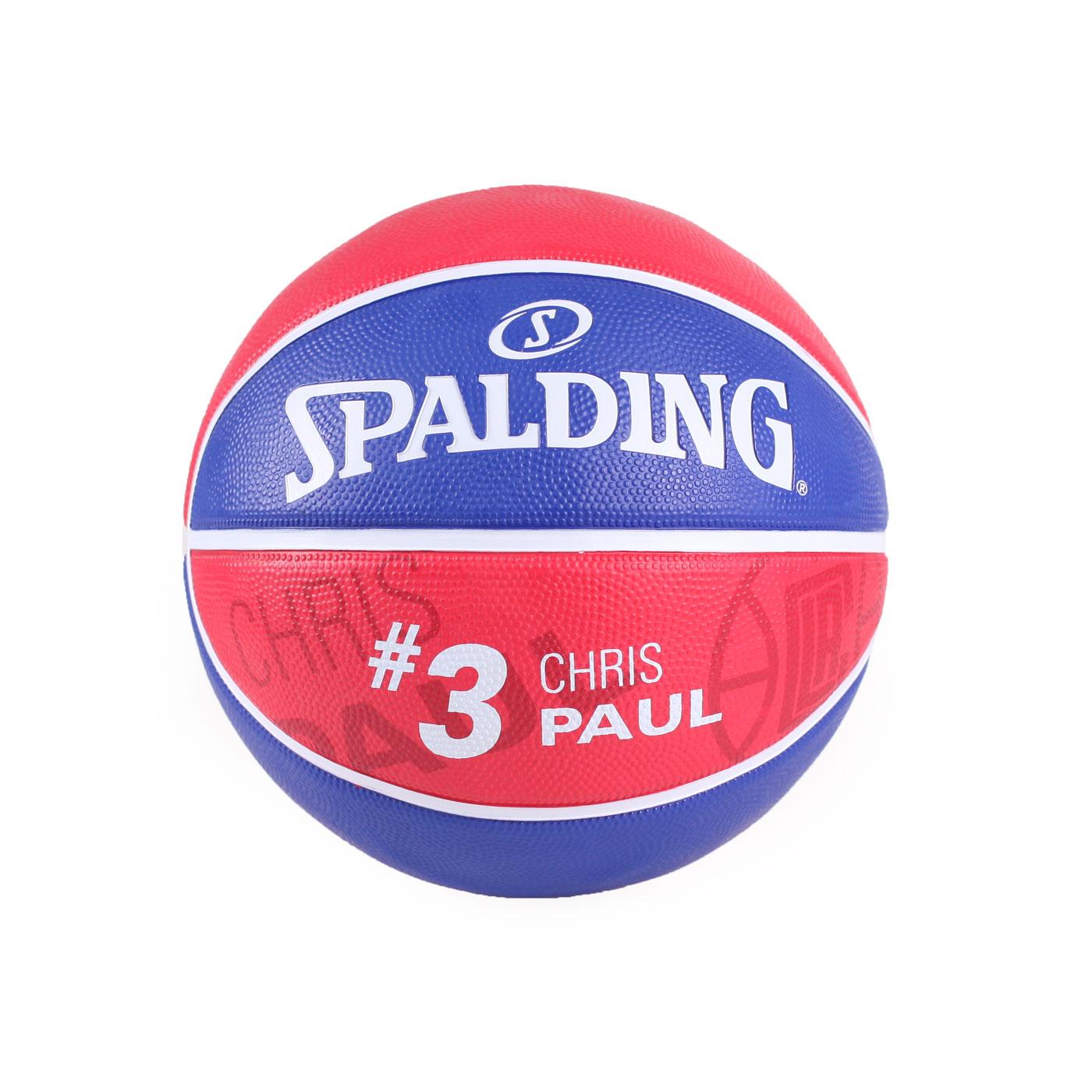 SPALDING 快艇-保羅 Chris Paul #7 籃球(斯伯丁 7號球 NBA 【99301452】≡排汗專家≡