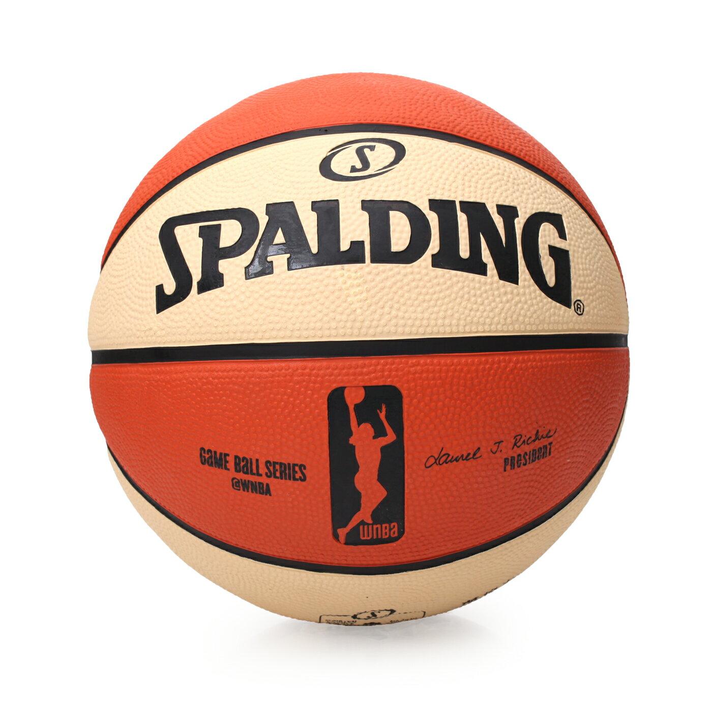 SPALDING WNBA 女子用球 (戶外 NBA女子職籃 斯伯丁籃球【99301637】≡排汗專家≡