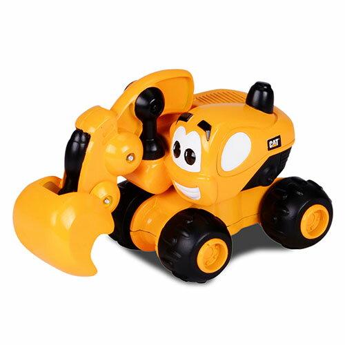 CAT 3吋可愛造型工程車-挖土機/ Wigglers/ 工程車/ 伯寶行