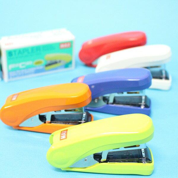 MAX美克司 HD-10FS 雙排平針10號釘書機 / 一大盒10個入 { 定200 }  日本品牌 訂書機 3