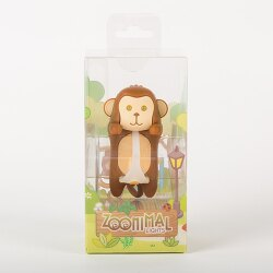 Zoonimal USB充電款動物燈/公仔燈-麻吉猴Magee★衛立兒生活館★