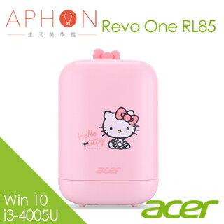 【Aphon生活美學館】Acer Revo One RL85 i3-4005U 粉紅色Hello Kitty限量版 桌上型電腦