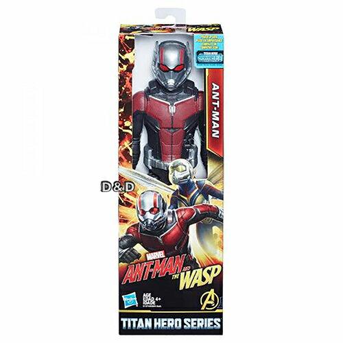 《 漫威超級英雄 》漫威蟻人電影12吋泰坦英雄人物 - 限時優惠好康折扣
