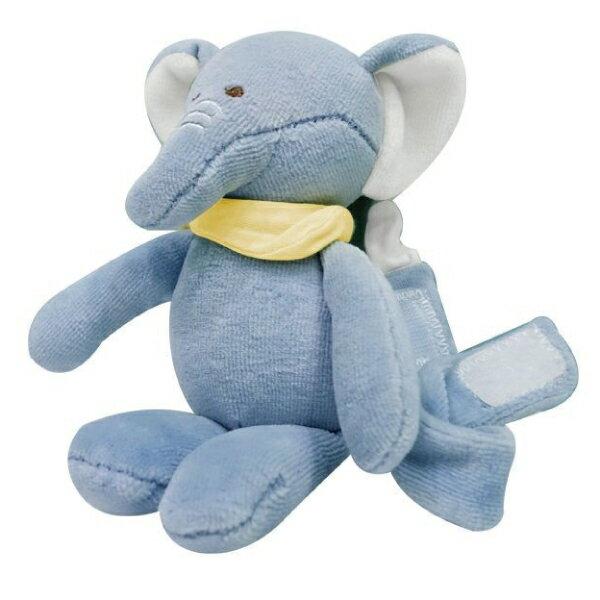 美國 miYim 推車吊掛娃娃~大象