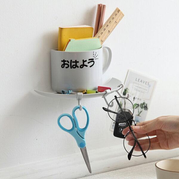咖啡杯造型置物架WU9633