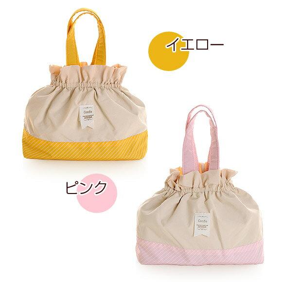 日本 Confe 可愛束口 便當袋 保冷保溫  /  sab-1252  /  日本必買 日本樂天直送 /  件件含運 5