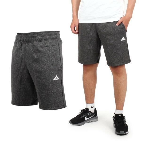 ADIDAS男運動短褲(慢跑路跑愛迪達【04351427】≡排汗專家≡