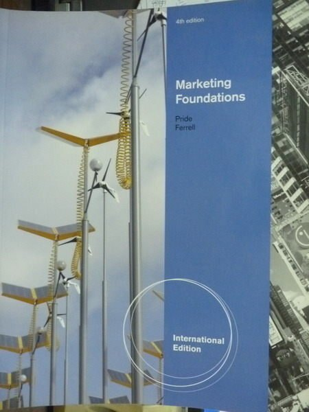 ~書寶 書T9/大學商學_QAL~Marketing foundations_Pride