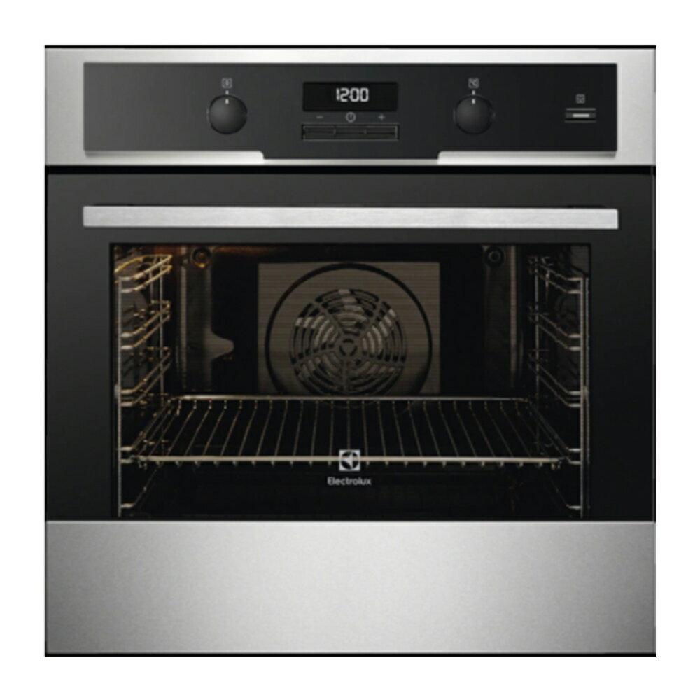 【Electrolux 伊萊克斯】 電烤箱 71L-無安裝服務 (EOB5454AAX)