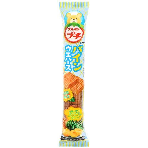 Bourbon北日本鳳梨迷你威化餅乾 (40g)