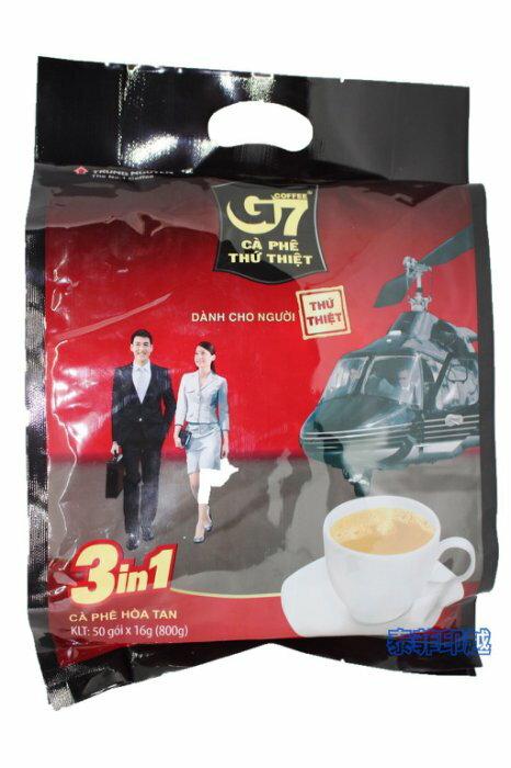 越南 g7 G7 咖啡 三合一 咖啡