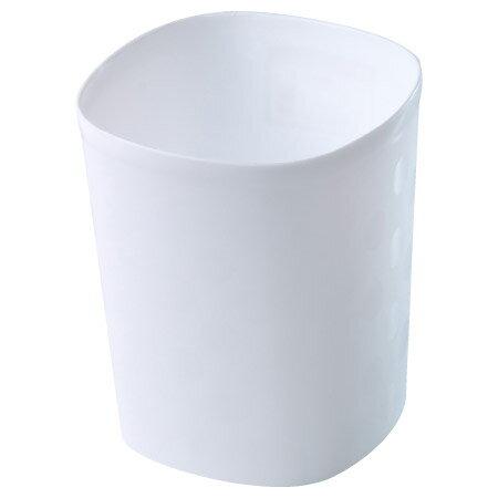 垃圾桶3.5L小都會白TRNT019-WNITORI宜得利家居