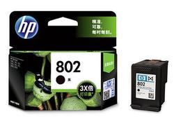 【原裝正品 惠普 802 黑色墨水匣-1個/組】適用於 HP 1000 1010 1050 1510 1511 2050-586001