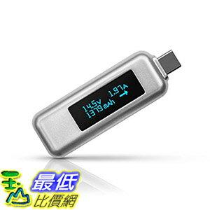 [107美國直購] Kurrent USB Type-C Power Meter Monitor for use with New Macbook Pro Macbook and any USB-C Chargers