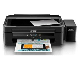EPSON L360 高速三合一原廠A4彩色連續供墨印表機