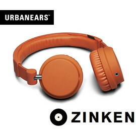志達電子 Zinken Rust鐵鏽橘 Urbanears 瑞典設計 DJ耳罩式耳機 HTC Motorola iPhone samsung Sony