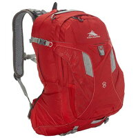 High Sierra Riptide 25 Hydration Pack - Red