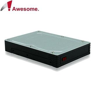 【迪特軍3C】Awesome 2.5吋轉3.5吋硬碟轉接盒