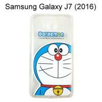 小叮噹週邊商品推薦哆啦A夢空壓氣墊軟殼 [大臉] Samsung J710 Galaxy J7 (2016) 小叮噹【正版授權】