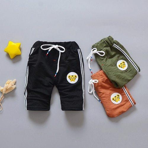 嬰幼兒短褲寶寶短褲七分褲休閒褲童裝XZH3658好娃娃