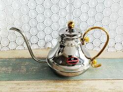 Tiamo奢華宮廷款 細口壺 420ML HA8561/1L HA8560 手沖壺 細口壺 咖啡壺 Tiamo宮廷壺