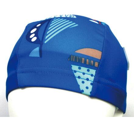 Splash About 潑寶 UV Swim Hat 抗UV泳帽-普普風帆船【悅兒園婦幼生活館】