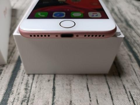 Apple iPhone 7 玫瑰金 128GB 附配件  售後保固1個月 618購物節 3