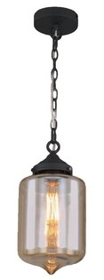 個性工業風✩電鍍玻璃糖罐子1燈吊燈★永旭照明LS-5053-2(10431H1)