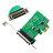 PCI-E 轉 LPT 25孔 擴充卡 轉接卡 並口介面卡 WCH382L晶片 點陣印表 印表機 (80-2696) 1