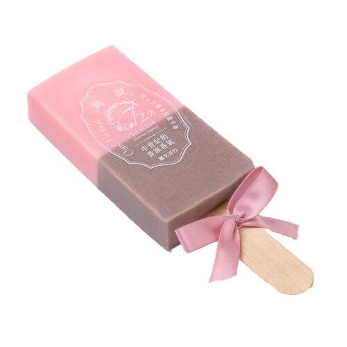 《雪文洋行》沁透快樂冰棒皂-蘭布拉琥珀(琥珀白薑花)72%馬賽皂-70g 0