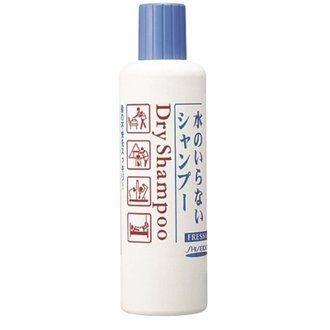 日本SHISEIDO資生堂頭髮乾洗劑乾洗髮250ML瓶◆德瑞健康家◆