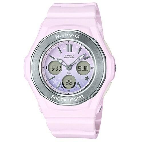 方采鐘錶:CASIOBABY-G點亮星空運動腕錶BGA-100ST-4A