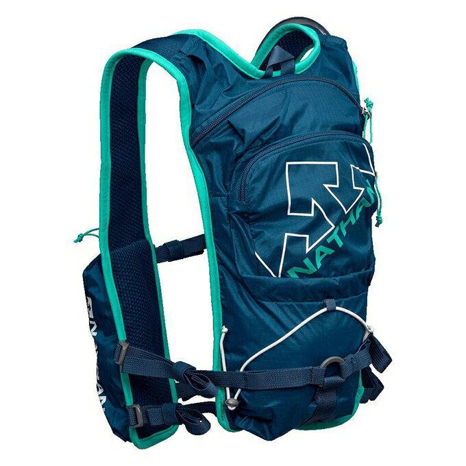 NATHAN最輕巧簡潔的水袋背包QuickStart容量6L水袋背包(含1.5L水袋).騎跑泳/勇者-運動配件與補給.