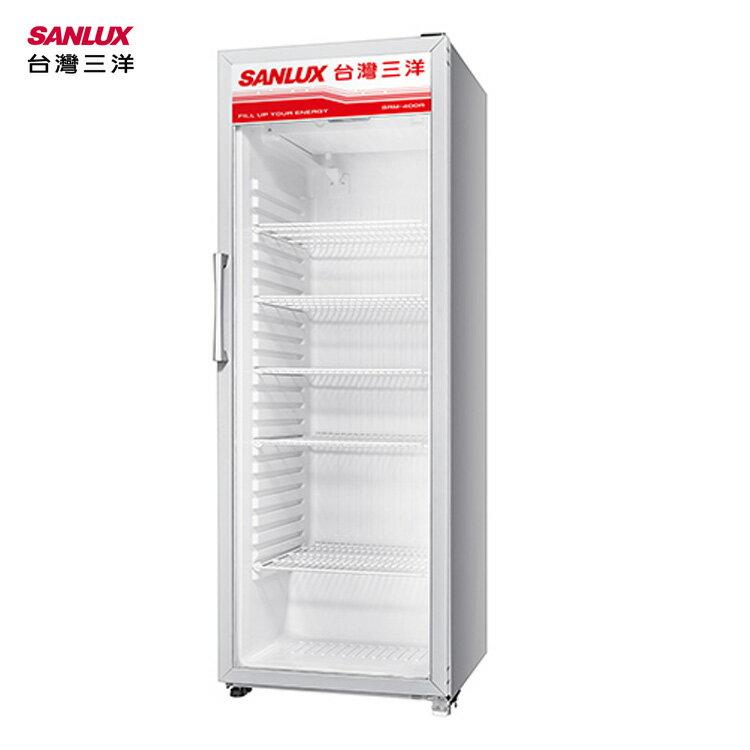 東隆電器 SANLUX 台灣三洋 SRM-400RA 直立式冷藏櫃 400L