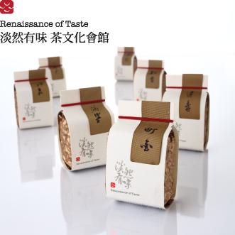 【淡然有味】台灣精品茶葉 ● 町金烏龍茶75g 1