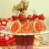 分享幸福的婚禮小物推薦喜糖_餅乾_伴手禮_糕點推薦精緻手工餅乾/ 糖霜餅乾/ 大紅囍字款(50個/份)